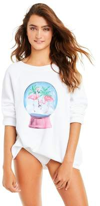 570daa16869 Wildfox Couture Snowy Tropics Sommers Sweater
