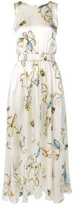 Forte Forte sleeveless floral dress