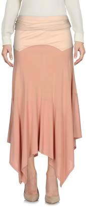 Haute Hippie 3/4 length skirts