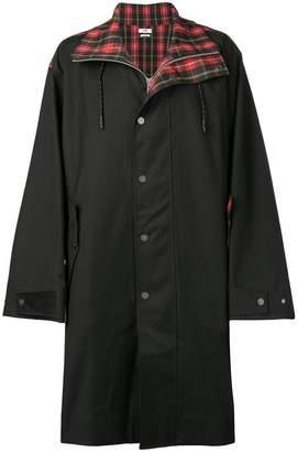 Cmmn Swdn midi raincoat