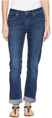 Wrangler Retro Crop Length Mae Mid-Rise Jeans Women's Jeans