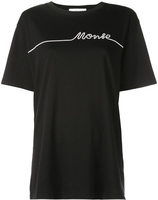 Monse logo print T-shirt