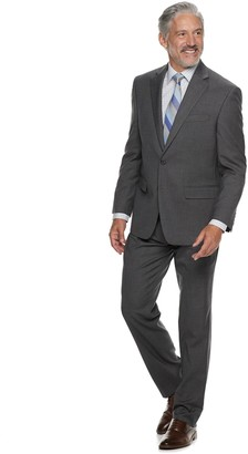 Chaps Men's Classic-Fit Stretch Suit
