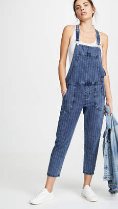 Z Supply Stripe Overalls
