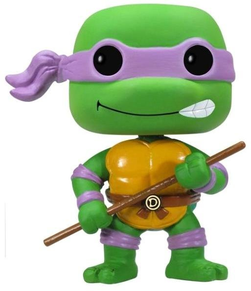 POP TV : TMNT– Donatello