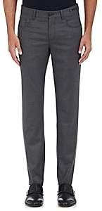 PT05 Men's Wool-Blend Super-Slim 5-Pocket Jeans - Light Gray