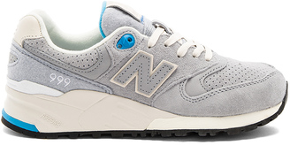 New Balance Classic Running Sneaker $110 thestylecure.com