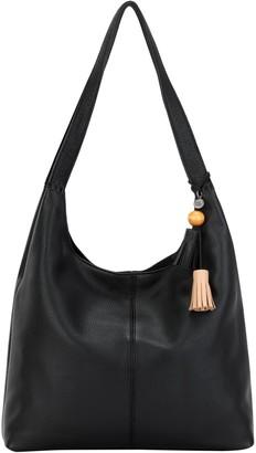 The Sak Huntley Leather Hobo Handbag
