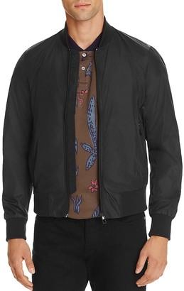 PS Paul Smith Nylon Bomber Jacket $325 thestylecure.com