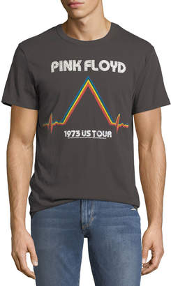 Chaser Men's Pink Floyd Band Tour Graphic Tee