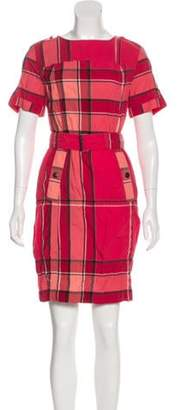 Burberry Exploded Check Dress multicolor Exploded Check Dress