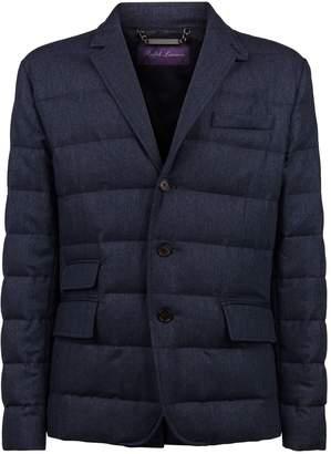 549f972da6e0 Ralph Lauren Purple Label Wool Quilted Down Jacket