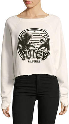 Juicy Couture JUICY BY Crop Sweatshirt