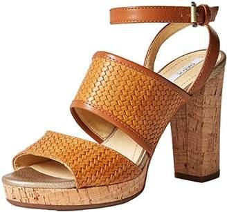 Geox Women's Mauvelle 6 Heeled Sandal