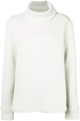 MM6 MAISON MARGIELA high neck sweater