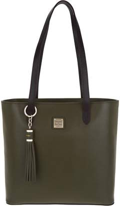 Dooney & Bourke Saffiano Leather Hadley Tote Handbag