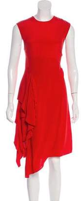 3.1 Phillip Lim Ruffled Silk Dress