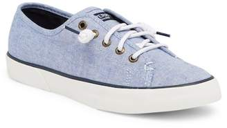 Sperry Pier View Chambray Sneaker