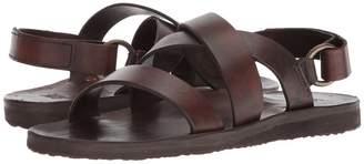 Frye Cape Cross Strap Men's Sandals