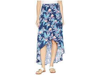 Rip Curl Tropic Tribe Maxi Skirt