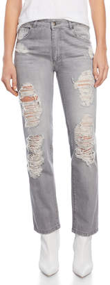 Each X Other Distressed Ripped Jeans