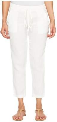 Lucky Brand Linen Pants Women's Casual Pants