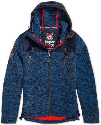Superdry Men Mountain Colorblocked Full-Zip Hoodie