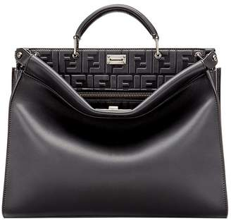 Fendi Peekaboo fit tote bag