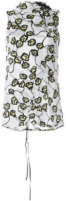 Marni printed tank top