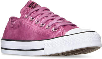 Converse Chuck Taylor Ox Casual Sneakers from Finish Line