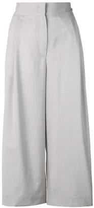 Fabiana Filippi cropped palazzo trousers
