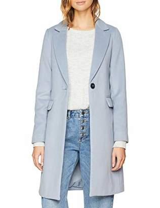 New Look Women's T Aw18 Li Coat:40:S 6137861,(Manufacturer Size:)