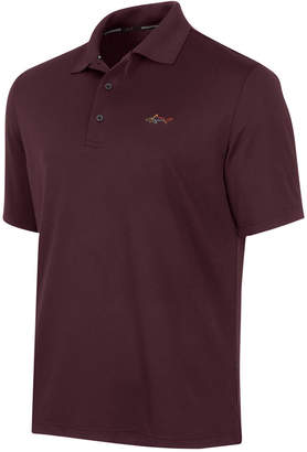 Greg Norman Attack Life by Men 5 Iron Performance Golf Polo