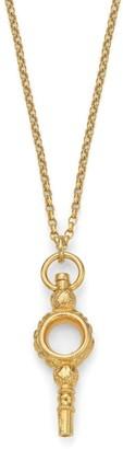Harry Rocks Large Watch Key Necklace