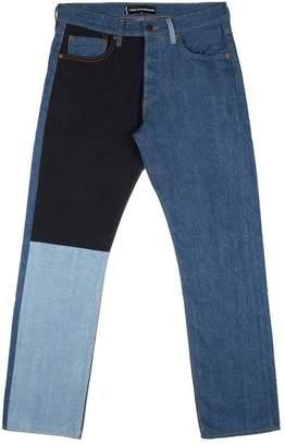Gosha Rubchinskiy Jeans Patchwork Levi S