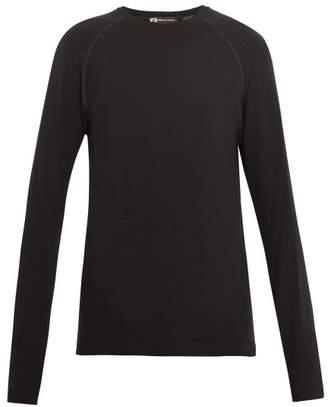Y-3 Y 3 X James Harden Compression T Shirt - Mens - Black