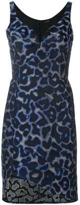 Tufi Duek animal print dress