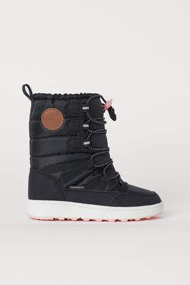 H&M Waterproof Winter Ankle Boots
