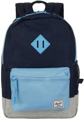 Herschel Heritage Faded Denim Backpack