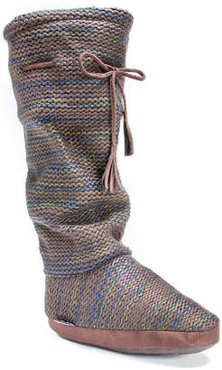 Muk Luks Grace Boot Slipper - Women's