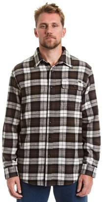 Stanley Men's Classic-Fit Plaid Flannel Button-Down Shirt