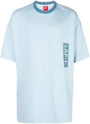 Nike oversized T-shirt