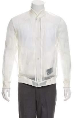 Julius Sheer Bomber Jacket