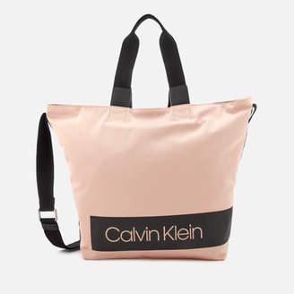 At Mybag Calvin Klein Women S Block Out Per Bag