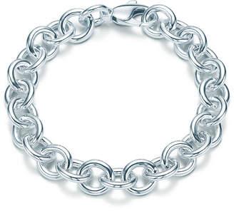Tiffany & Co. Large round link bracelet