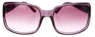 Marc Jacobs Rectangle Gradient Sunglasses