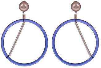 Diana Broussard Pendulum Earrings