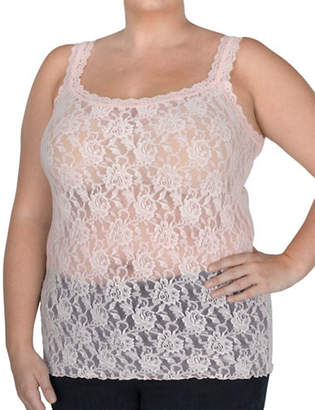 Hanky Panky Plus Unlined Signature Lace Cami