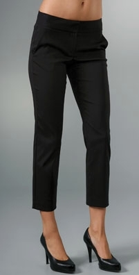 Theory Severine Cropped Pant