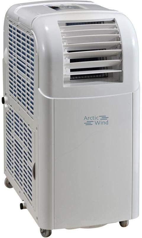 Arctic Wind's 8,000 BTU Portable Air Conditioner with Remote Control